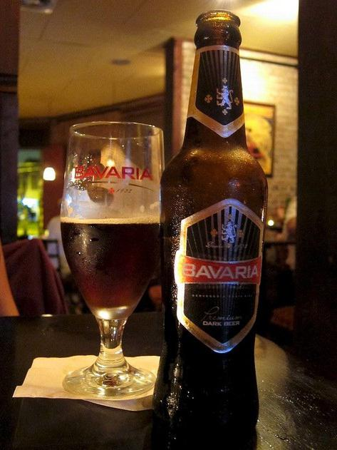 "Beer ""Bavaria"" - the pride of Holland"