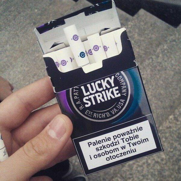 Cigarettes Lucky Strike: types and reviews